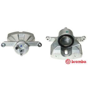Bremssattel Ø: 60mm, Bremsscheibendicke: 28mm, Ø: 60mm mit OEM-Nummer K0Y13399Z