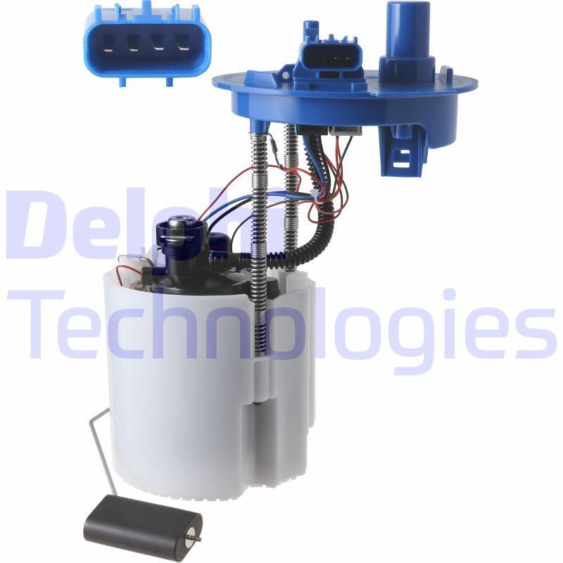DELPHI  HDC137 Steuergerät, Glühzeit
