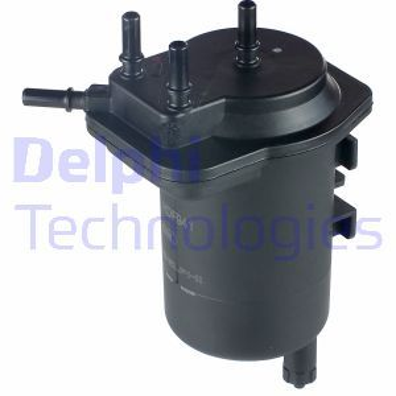 DELPHI  HDC133 Steuergerät, Glühzeit