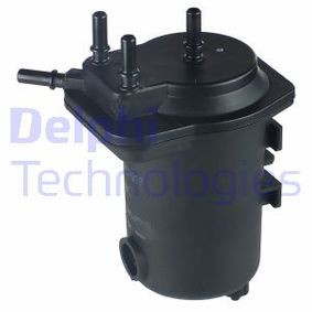DELPHI  HDC130 Steuergerät, Glühzeit
