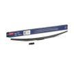 Windshield wipers PEUGEOT 206 Hatchback (2A/C) 2012 year 8340810 DENSO 650mm, Hybrid Wiper Blade