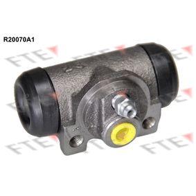 Wheel Brake Cylinder R20070A1 PANDA (169) 1.2 MY 2020