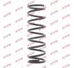 Coil springs KYB 834147 Rear Axle
