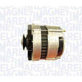 Lichtmaschine Rippenanzahl: 1 mit OEM-Nummer 24245
