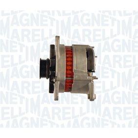 Generator Rippenanzahl: 4 mit OEM-Nummer 24161