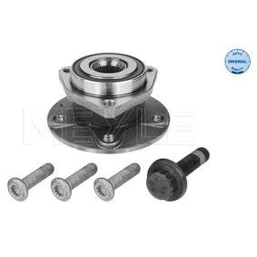 Wheel Bearing Kit Ø: 136mm with OEM Number 8V0 598 625B