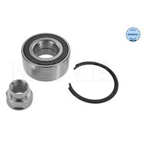 Wheel Bearing Kit 214 650 0006 Corsa Mk3 (D) (S07) 1.4 MY 2012