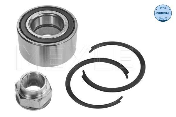 MEYLE  614 160 0020 Wheel Bearing Kit Ø: 72mm, Inner Diameter: 37mm