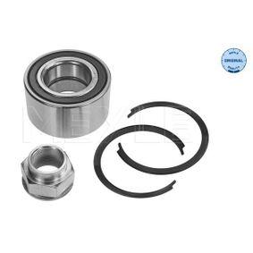 Wheel Bearing Kit 614 160 0020 Corsa Mk3 (D) (S07) 1.4 MY 2013