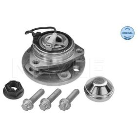 Wheel Bearing Kit Ø: 137mm with OEM Number 1603 254
