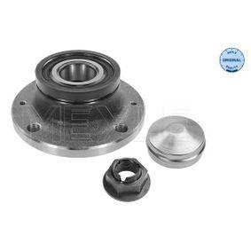 Wheel Hub 614 752 0010 Corsa Mk3 (D) (S07) 1.4 MY 2012