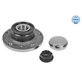 Wheel Hub 614 752 0011 Corsa Mk3 (D) (S07) 1.4 MY 2014