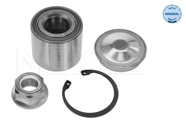 MEYLE  16-14 750 0020 Radlagersatz Ø: 55mm, Innendurchmesser: 25mm
