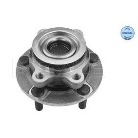 Wheel Bearing Kit 36-14 652 0003 JUKE (F15) 1.5 dCi MY 2015