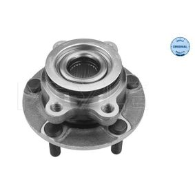 Wheel Bearing Kit Ø: 136mm with OEM Number 40202 JG01B