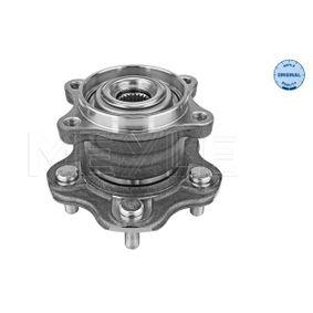 Wheel Hub 36-14 750 0005 JUKE (F15) 1.6 DIG-T 4x4 MY 2013