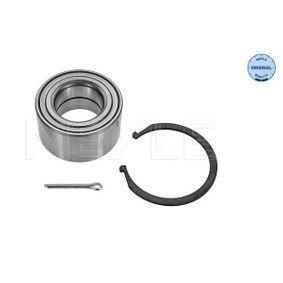 2021 Kia Picanto Mk1 1.1 Wheel Bearing Kit 37-14 650 0001