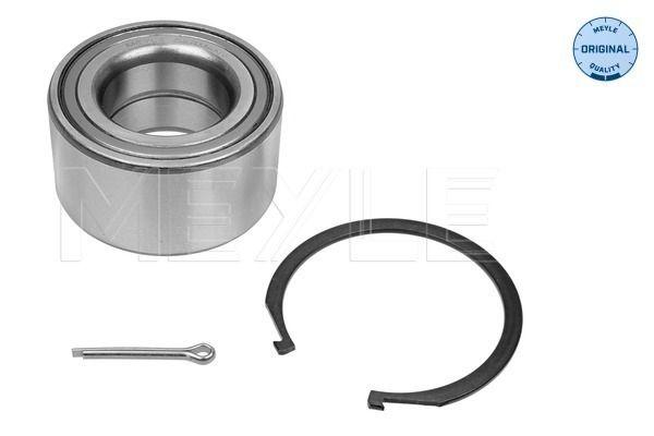 MEYLE  37-14 650 0007 Wheel Bearing Kit Ø: 78mm, Inner Diameter: 42mm
