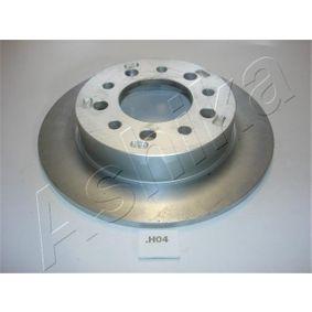 Brake Disc 61-0H-004 COUPE (GK) 2.0 GLS MY 2003