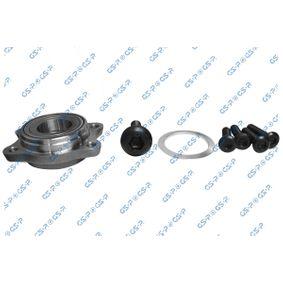 Wheel Bearing Kit Inner Diameter: 45mm with OEM Number 8E0498625B