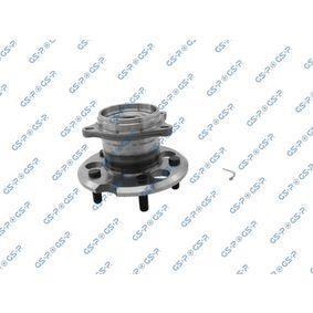 GSP  9326027K Wheel Bearing Kit Ø: 152mm