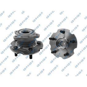 Radlagersatz Ø: 152mm mit OEM-Nummer 424100R010