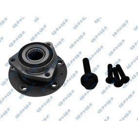 Radlagersatz 9336004K Golf Sportsvan (AM1, AN1) 1.4 TSI Bj 2017