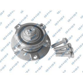 Radlagersatz Ø: 139mm mit OEM-Nummer 31221093427
