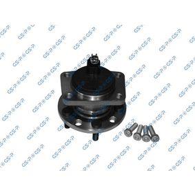 Wheel Bearing Kit Ø: 136mm with OEM Number 1383427