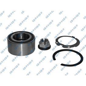 Radlagersatz mit OEM-Nummer 77 01 210 111