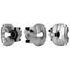 Bremssattel Bremsscheibendicke: 30mm mit OEM-Nummer 7L6 615 123F