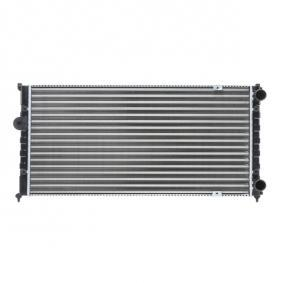 Ψυγείο, ψύξη κινητήρα Καθαρές διαστάσεις ψυγείου: 627x322x34 με OEM αριθμός 6K0121253A