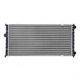 Ψυγείο, ψύξη κινητήρα Καθαρές διαστάσεις ψυγείου: 627x322x34 με OEM αριθμός 6K0.121.253 A
