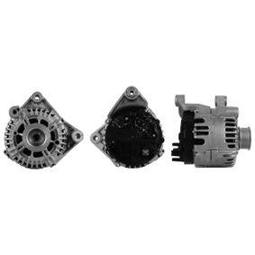 Lichtmaschine Rippenanzahl: 6 mit OEM-Nummer 12 31 7 797 660