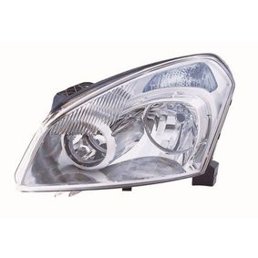 2011 Nissan Qashqai j10 1.6 Headlight 215-11B8L-LD-EM