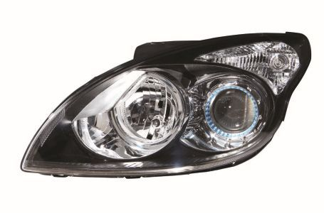ABAKUS  221-1154L-LDEM2 Headlight for vehicles with headlamp levelling (electric), for right-hand traffic