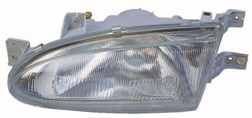 ABAKUS  221-1108L-LD-E Headlight for vehicles with headlamp levelling, for vehicles without headlamp levelling, for right-hand traffic