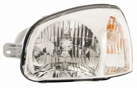 ABAKUS  221-1139L-LDEMD Headlight for vehicles with headlamp levelling (electric), for right-hand traffic