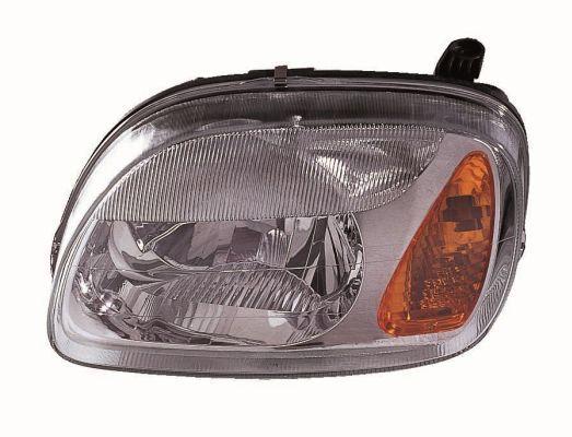 ABAKUS  215-1190L-LD-EM Headlight for right-hand traffic