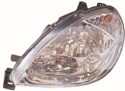 ABAKUS  552-1114L-LD-EM Hauptscheinwerfer für Fahrzeuge mit Leuchtweiteregelung (elektrisch), für Linksverkehr
