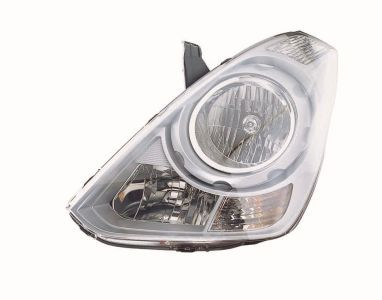 ABAKUS  221-1147L-LD-EM Headlight for vehicles with headlamp levelling, for vehicles with headlamp levelling (electric), for right-hand traffic