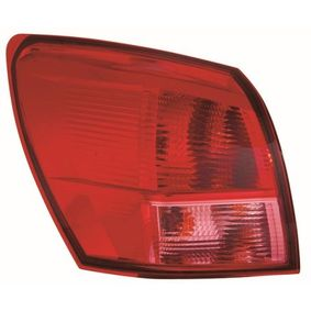 Combination Rearlight Red with OEM Number 26550-JD000