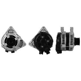 Lichtmaschine Rippenanzahl: 6 mit OEM-Nummer 1 708 322