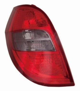 ABAKUS  440-1966R-UE-SR Combination Rearlight Red
