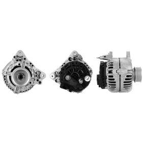 Lichtmaschine Rippenanzahl: 6 mit OEM-Nummer 074 903 025J