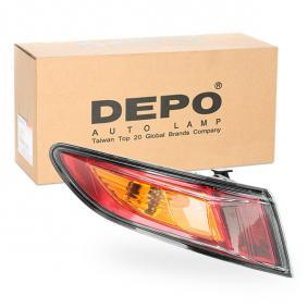 Combination Rearlight 217-1979L-UE CIVIC 8 Hatchback (FN, FK) 2.0 R MY 2011