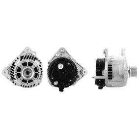 Lichtmaschine Rippenanzahl: 6 mit OEM-Nummer 028 903 025 Q