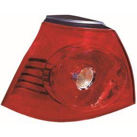 Задни светлини 441-1963L-UE Golf 5 (1K1) 1.9 TDI Г.П. 2006