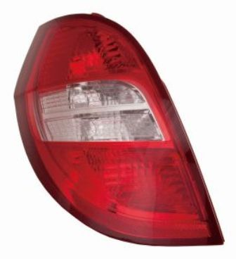 ABAKUS  440-1966L-UE-CR Combination Rearlight Red