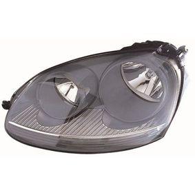 Главен фар 441-1171L-LDEM6 Golf 5 (1K1) 1.9 TDI Г.П. 2006